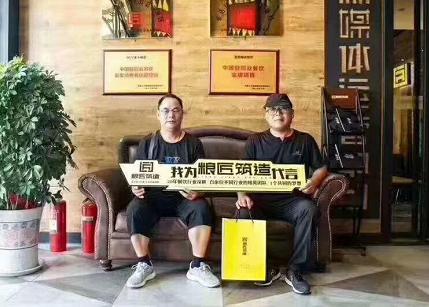【单店加盟】江苏邳州BUY家小碗菜签约